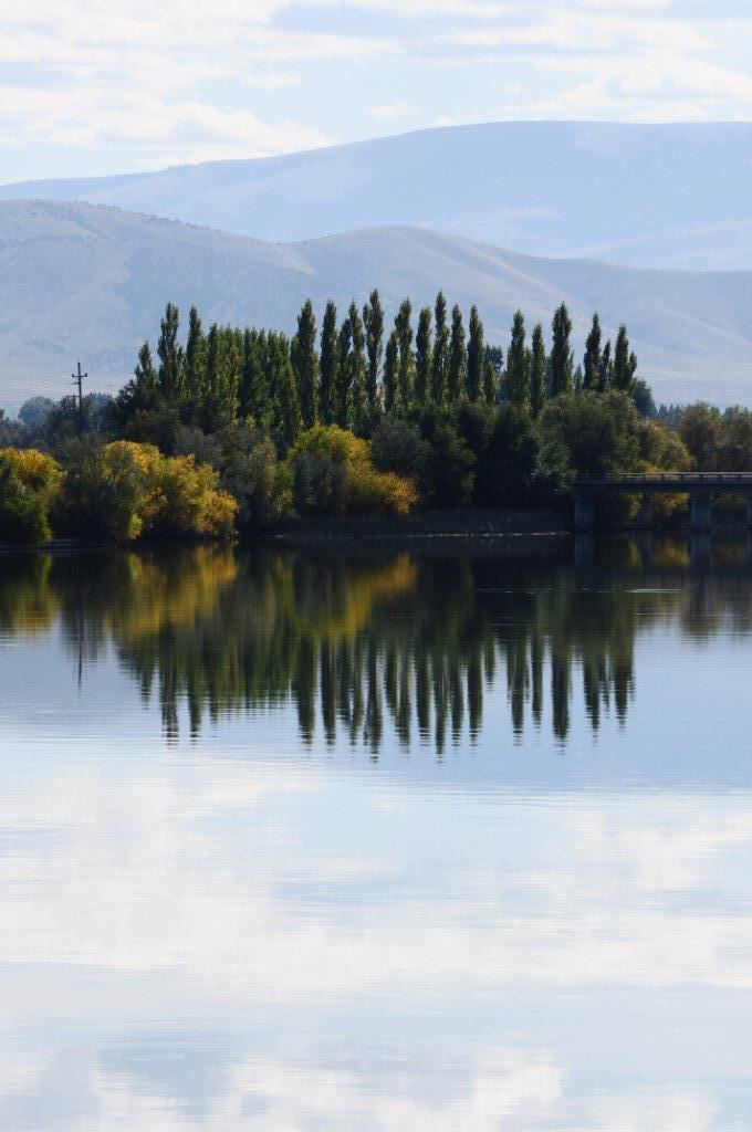 Beautiful Snake River